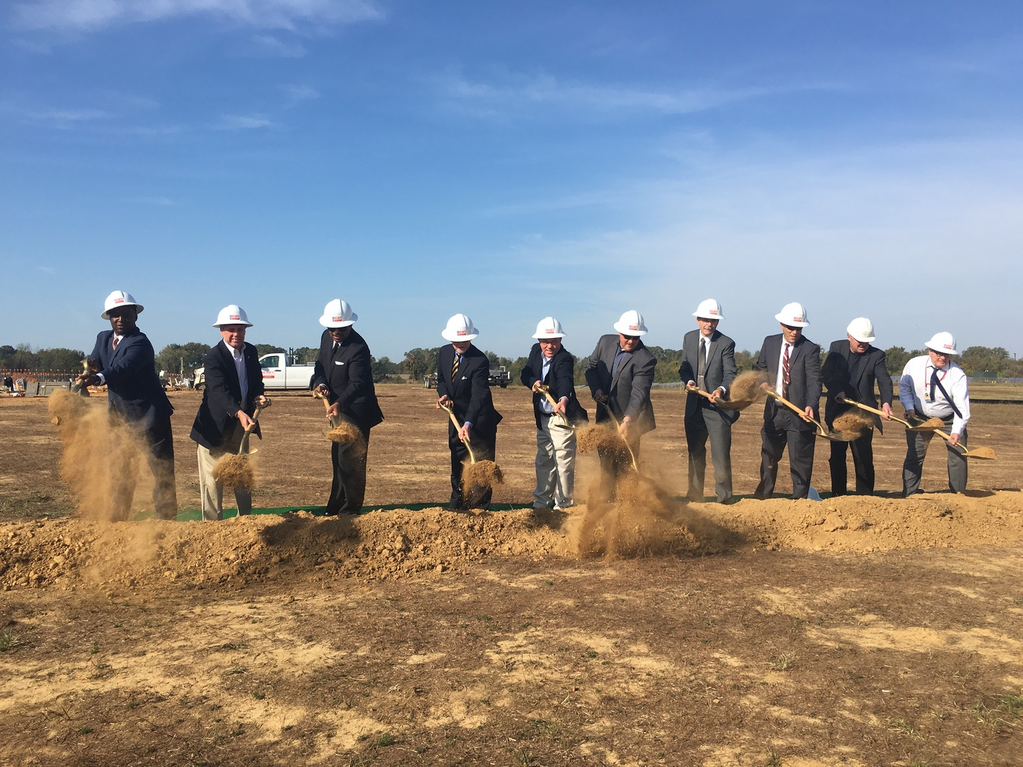 Tennessee haywood county brownsville - Haywood County Tenn The Tennessee Departments Of Transportation And Tourist Development Held A Groundbreaking Ceremony For The New I 40 Solar Farm