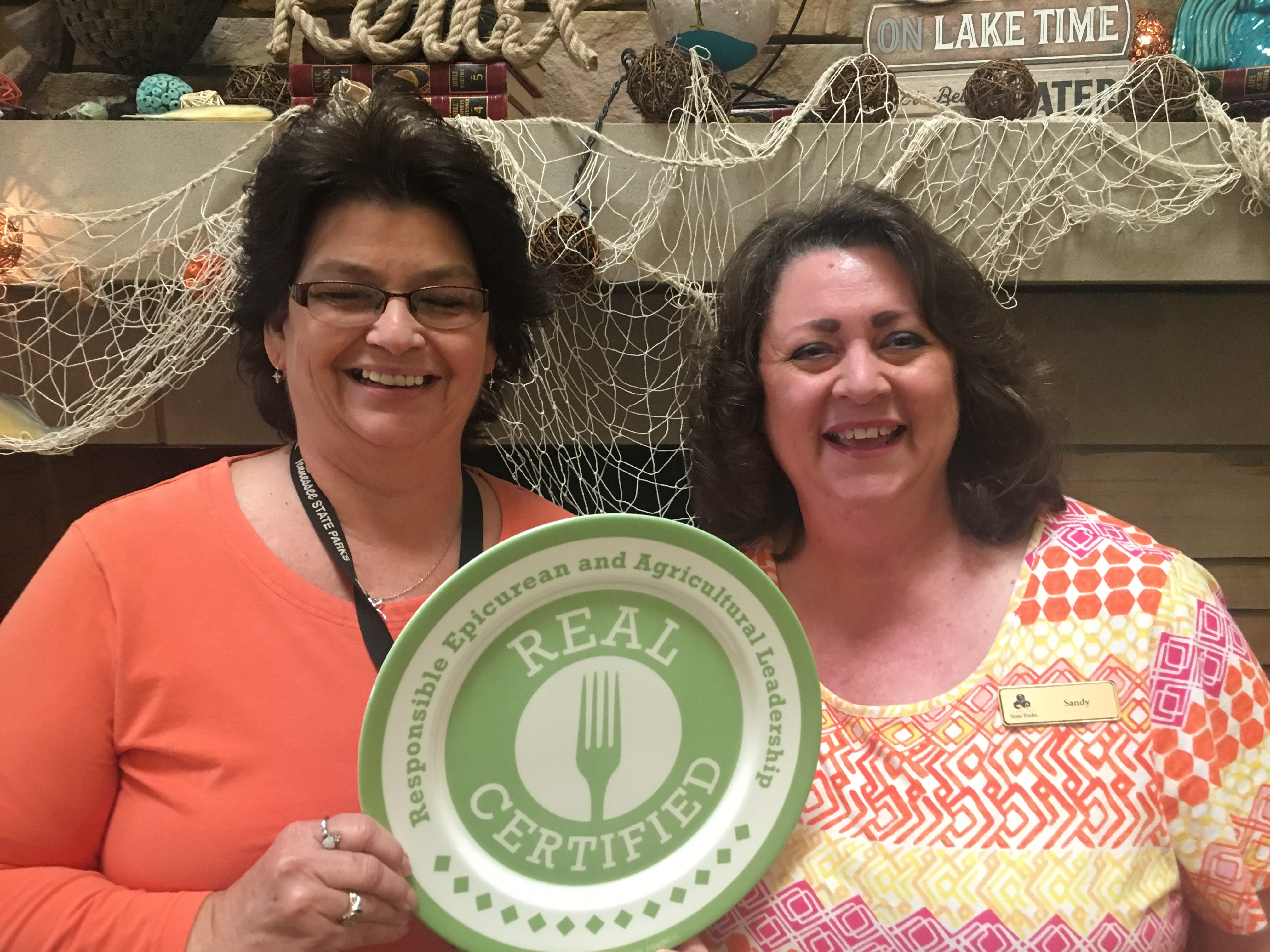Pickwick Landing achieves Eat Real Certification.