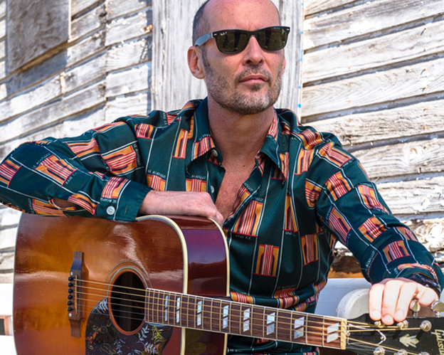 Paul Thorn to perform at The Dixie Performing Arts & Academic Enrichment Center in Huntindon.