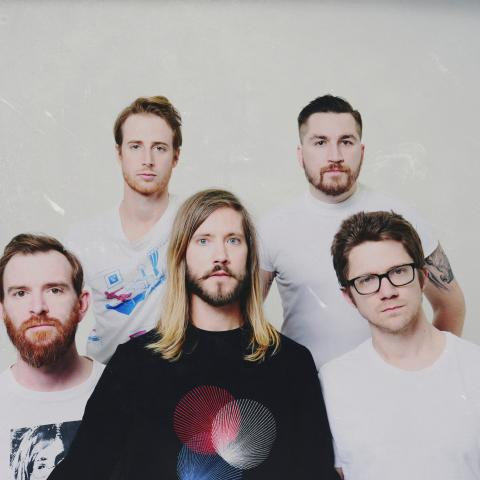 Moon Taxi band photo