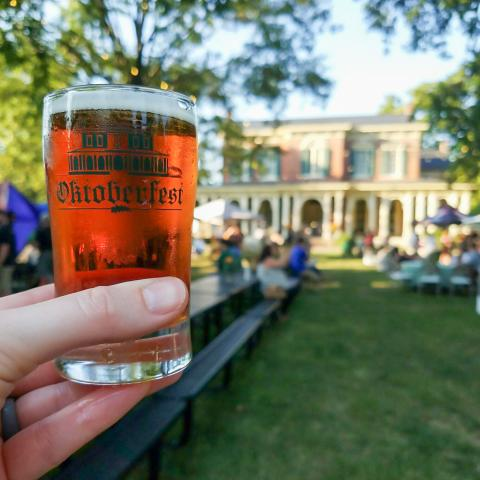 Octoberfest at Oaklands Mansion in Murfreesboro TN
