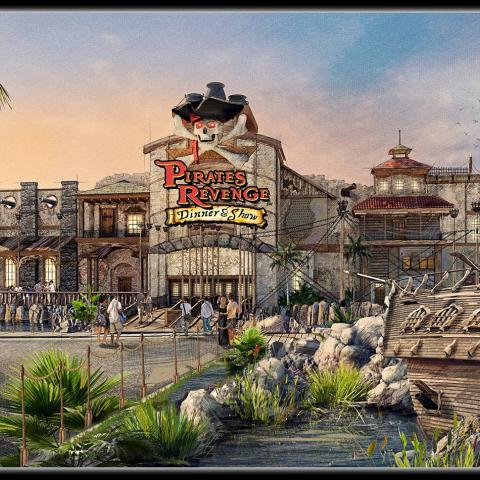 Pirates Revenge™ Dinner and Show Coming to Pigeon Forge