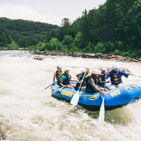 Ocoee River open for the season