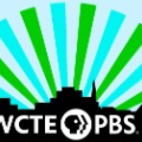 WCTE-PBS Downtown Film Festival logo
