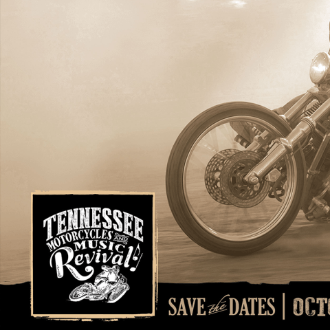 Tennessee Motorcycles and Music Revival